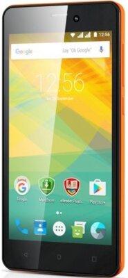 Смартфон Prestigio MultiPhone 3527 Wize NK3 Dual Orange 5
