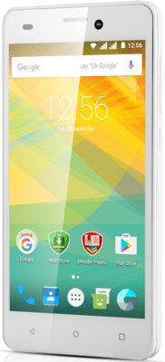 Смартфон Prestigio MultiPhone 3527 Wize NK3 Dual White 7