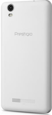 Смартфон Prestigio MultiPhone 3527 Wize NK3 Dual White 8