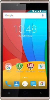 Смартфон Prestigio MultiPhone 5506 Grace Q5 Dual Gold 1