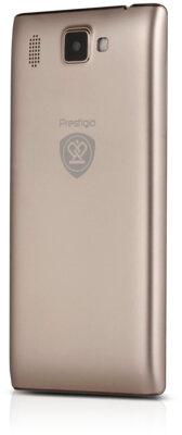 Смартфон Prestigio MultiPhone 5506 Grace Q5 Dual Gold 8