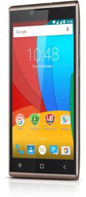 Смартфон Prestigio MultiPhone 5506 Grace Q5 Dual Gold 7