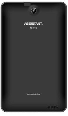 Планшет Assistant AP-720 Black 2