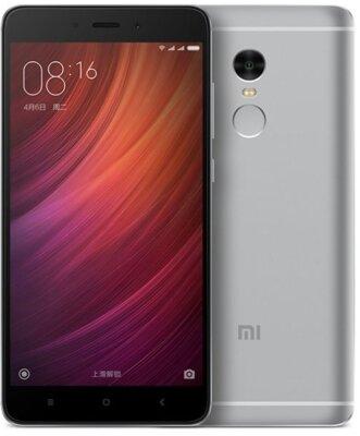 Смартфон Xiaomi Redmi Note 4 32Gb Grey Українська версія 4