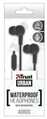Наушники Trust Urban Aurus Black 4