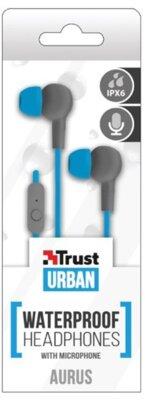 Навушники Trust Urban Aurus Blue 4