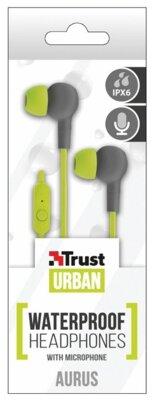 Навушники Trust Urban Aurus Lime 4