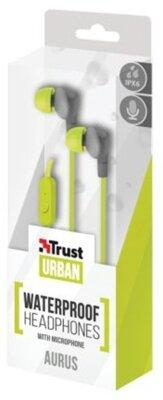 Навушники Trust Urban Aurus Lime 5