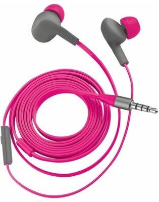 Навушники Trust Urban Aurus Pink 2