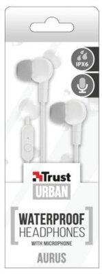 Навушники Trust Urban Aurus White 5