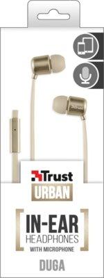 Навушники Trust Urban Duga Gold 4