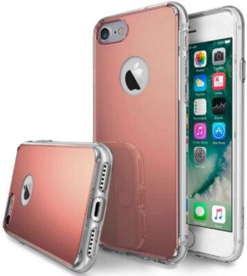 Чехол Ringke Mirror Rose Gold для iPhone 7 1