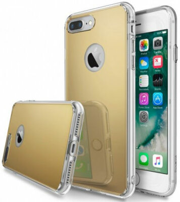 Чехол Ringke Mirror Royal Gold для iPhone 7 Plus 1