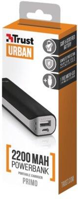 Мобільна батарея Trust Primo 2200 Black 5