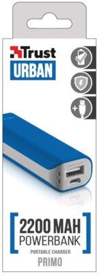 Мобильная батарея Trust Primo 2200 Blue 4