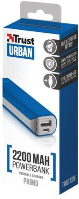 Мобильная батарея Trust Primo 2200 Blue 5