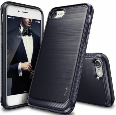 Чохол Ringke Onyx Midnight Navy для iPhone 7 1