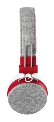 Наушники Trust Urban Revolt Fyber Headphone Grey/Red 2