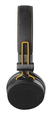 Навушники Trust Urban Revolt Fyber Headphone Black/Orange 2