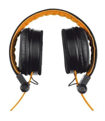 Навушники Trust Urban Revolt Fyber Headphone Black/Orange 3
