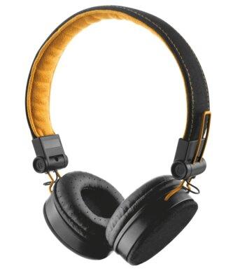 Навушники Trust Urban Revolt Fyber Headphone Black/Orange 4
