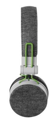 Навушники Trust Urban Revolt Fyber Headphone Grey/Green 2