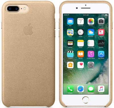 Чехол Apple Tan для iPhone 7 Plus 2