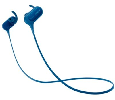 Наушники Sony MDR-XB50BS Blue 1