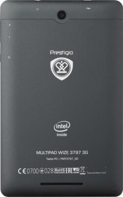 Планшет Prestigio MultiPad Color Wize 3797 3G Dark Grey 2
