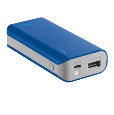 Мобільна батарея Trust Primo 4400 Blue 1