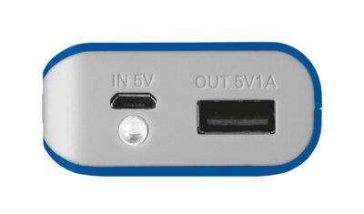 Мобільна батарея Trust Primo 4400 Blue 3