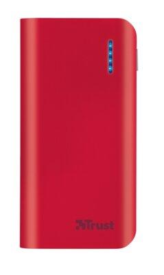 Мобильная батарея Trust Primo 4400 Red 2
