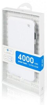 Мобильная батарея Global G. Power Bank DP520 4000 mAh White 5
