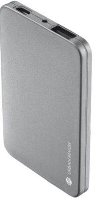Мобильная батарея Trust Urban Revolt 1800T Silver 2