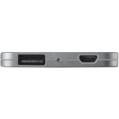 Мобильная батарея Trust Urban Revolt 1800T Silver 4