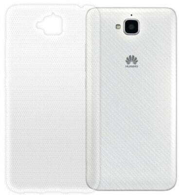 Чохол GlobalCase TPU Extra Slim для Huawei Y6 II світлий 1