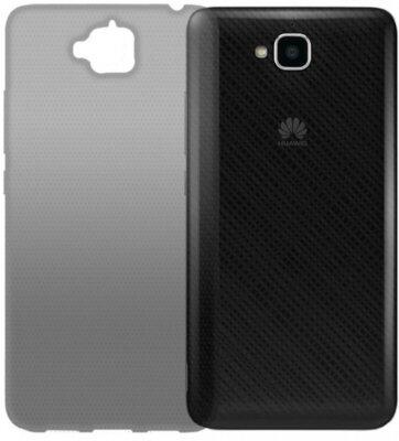 Чохол GlobalCase TPU Extra Slim для Huawei Y6 II темний 1