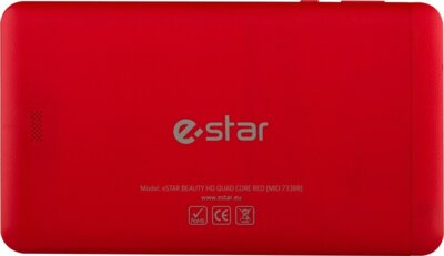 "Планшет eStar Beauty 7"" Red 2"