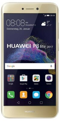 Смартфон Huawei P8 Lite 2017 Gold 1