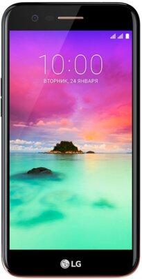 Смартфон LG M250 K10 (2017) Black 1