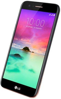 Смартфон LG M250 K10 (2017) Black 2