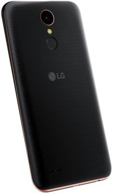 Смартфон LG M250 K10 (2017) Black 5