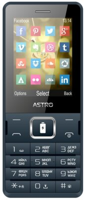 Мобільний телефон Astro B245 Navy 1