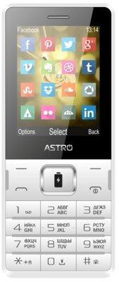 Мобільний телефон Astro B245 White 1