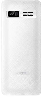 Мобільний телефон Astro B245 White 2