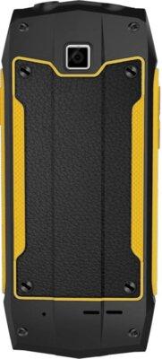 Мобільний телефон Sigma Х-treme PQ68 Black-Yellow 2