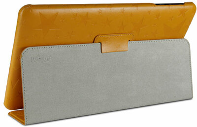 Чехол Nomi Pattern Slim PU для Nomi C10103 Yellow 2