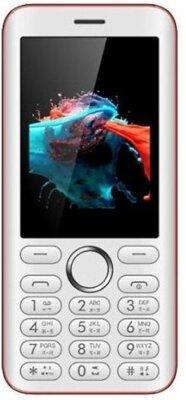 Мобильный телефон Viaan V241 White/Red 1