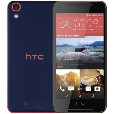 Смартфон HTC Desire 830 Dual Sim Sunset Blue 5