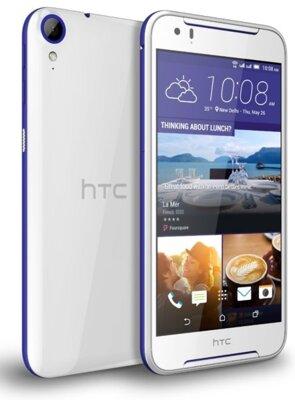 Смартфон HTC Desire 830 Dual Sim Cobalt White 5